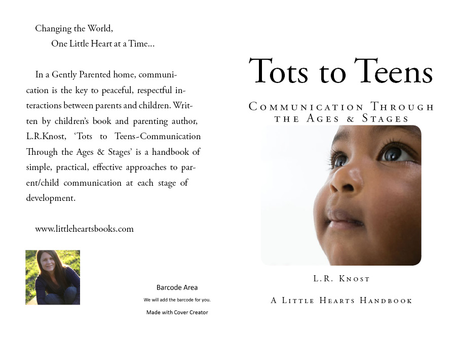 tots to teens communication cover preview