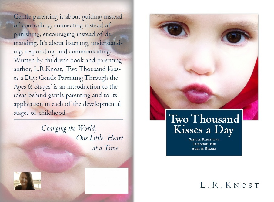 Two Thousand Kisses a Day Book Cover 2