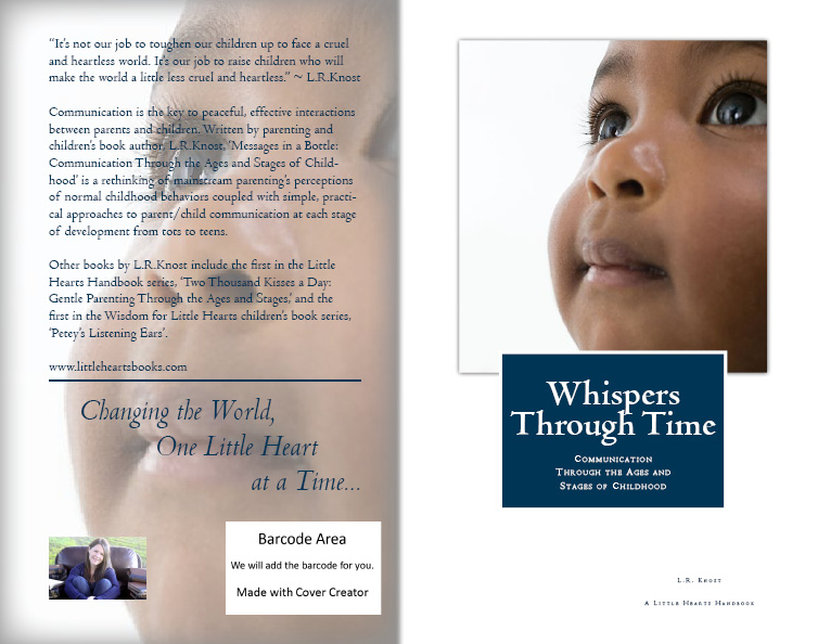 Whispers Through Time book cover preview