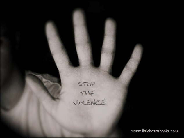 quote stop the violence
