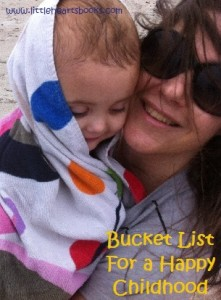 quote bucket list mommy