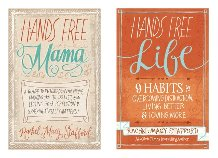 hands free mama books